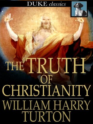 cover image of The Truth of Christianity