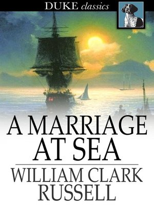 cover image of A Marriage at Sea
