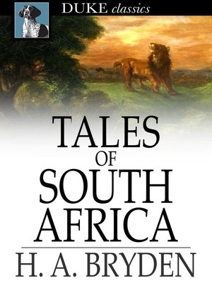 cover image of Tales of South Africa