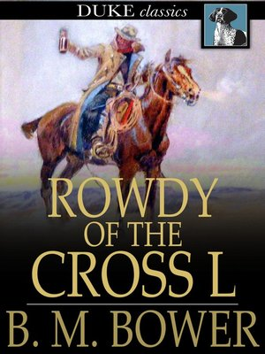 cover image of Rowdy of the Cross L