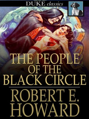 cover image of The People of the Black Circle