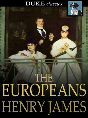 cover image of The Europeans