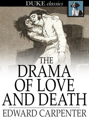 cover image of The Drama of Love and Death