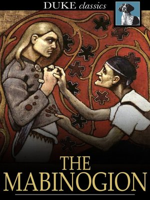 cover image of The Mabinogion