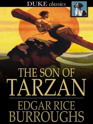 cover image of The Son of Tarzan
