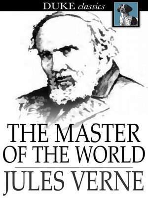 cover image of Master of the World