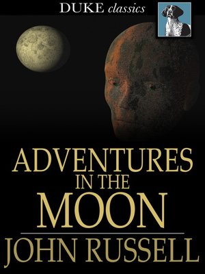 cover image of Adventures in the Moon