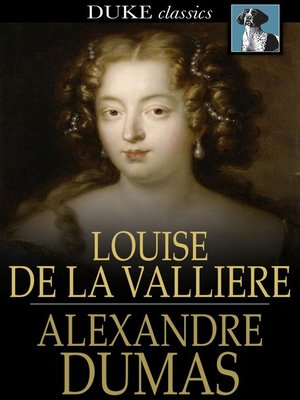 cover image of Louise de la Valliere