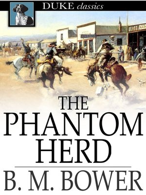 cover image of The Phantom Herd