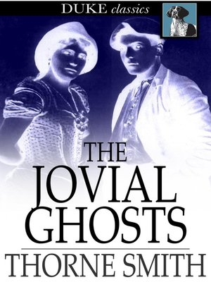 cover image of The Jovial Ghosts