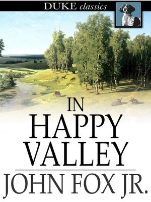 cover image of In Happy Valley