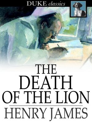 cover image of The Death of the Lion