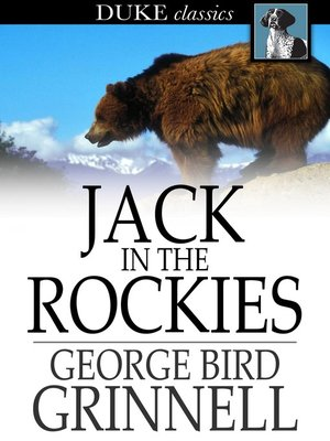 cover image of Jack in the Rockies