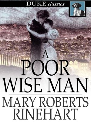 cover image of A Poor Wise Man