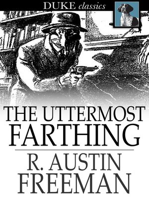 cover image of The Uttermost Farthing