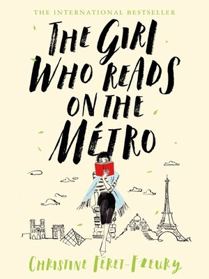 cover image of The Girl Who Reads on the Métro