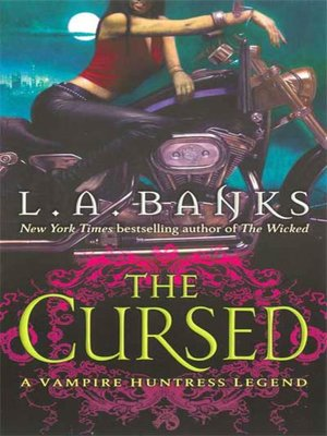 cover image of The Cursed