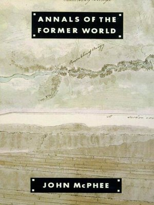 cover image of Annals of the Former World