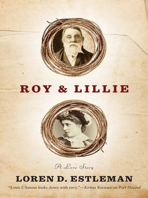 cover image of Roy & Lillie
