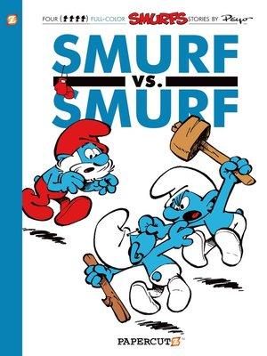 cover image of Smurf versus Smurf