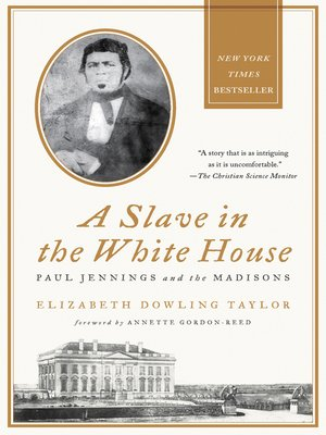 cover image of A Slave in the White House