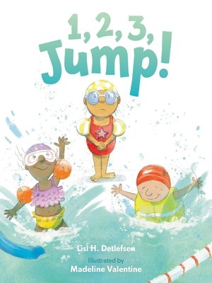 cover image of 1, 2, 3, Jump!