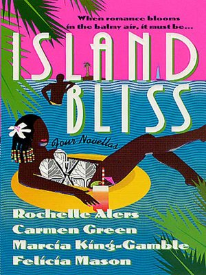 cover image of Island Bliss