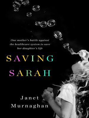 cover image of Saving Sarah
