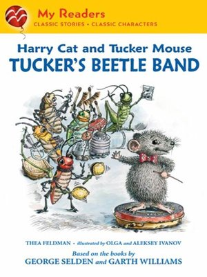 cover image of Tucker's Beetle Band
