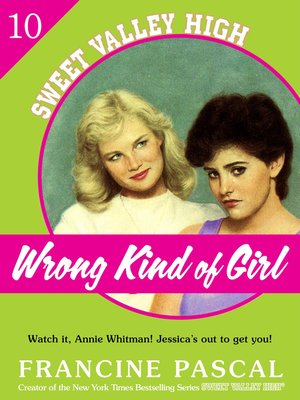 cover image of Wrong Kind of Girl