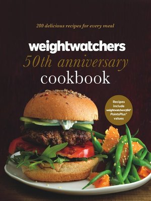 cover image of Weight Watchers 50th Anniversary Cookbook