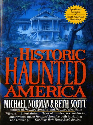 cover image of Historic Haunted America