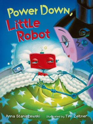 cover image of Power Down, Little Robot