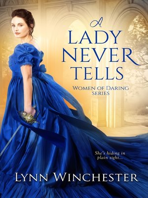 cover image of A Lady Never Tells
