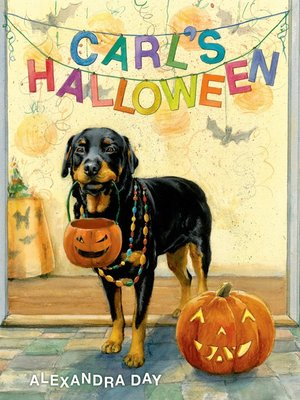cover image of Carl's Halloween