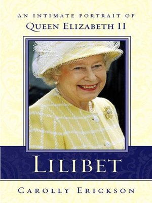 cover image of Lilibet