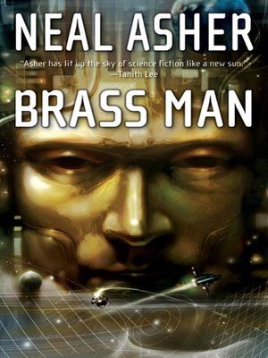 cover image of Brass Man
