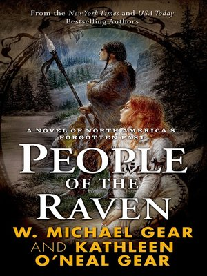cover image of People of the Raven