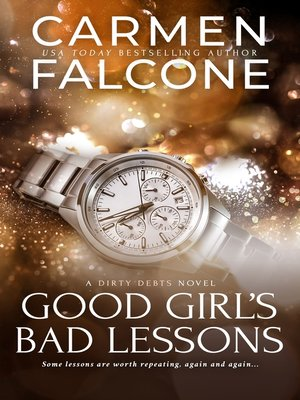 cover image of Good Girl's Bad Lessons