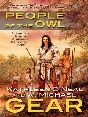 cover image of People of the Owl