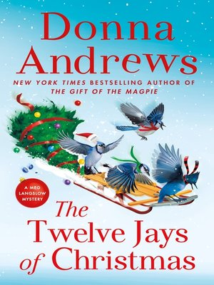 cover image of The Twelve Jays of Christmas