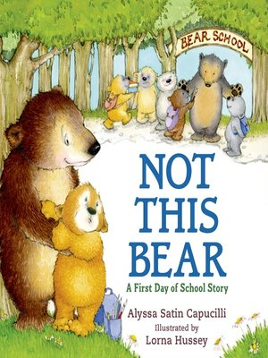 cover image of Not This Bear
