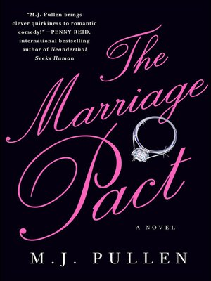 cover image of The Marriage Pact