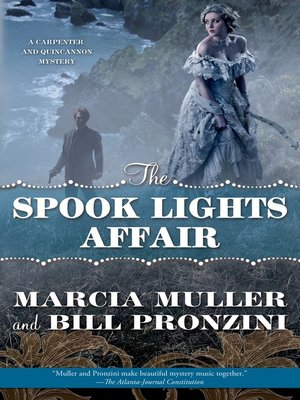 cover image of The Spook Lights Affair