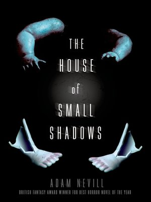 cover image of The House of Small Shadows