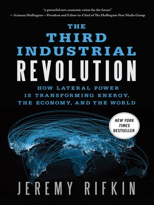 cover image of The Third Industrial Revolution