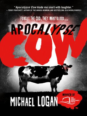 cover image of Apocalypse Cow Series, Book 1