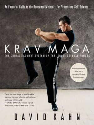 cover image of Krav Maga