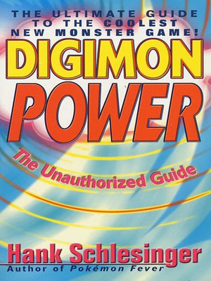 cover image of Digimon Power