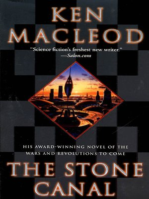 cover image of The Stone Canal--A Novel